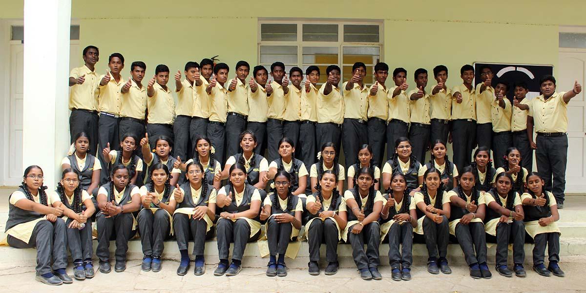 Thiru Janarthana Matriculation Higher Secondary School